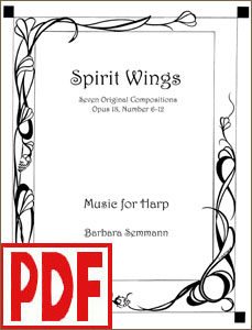 Spirit Wings by Barbara Semmann <span class='red'>PDF Download</span>