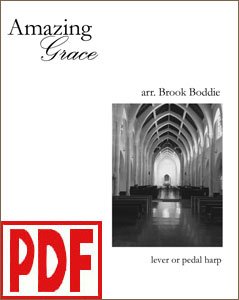 Amazing Grace by Brook Boddie <span class='red'>PDF Download</span>