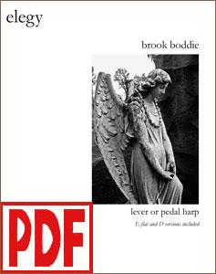 Elegy by Brook Boddie <span class='red'>PDF Download</span>
