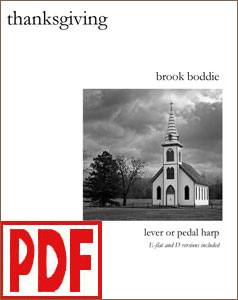 Thanksgiving by Brook Boddie <span class='red'>PDF Download</span>