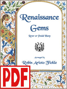 Renaissance Gems by Robin Fickle <span class='red'>PDF Download</span>