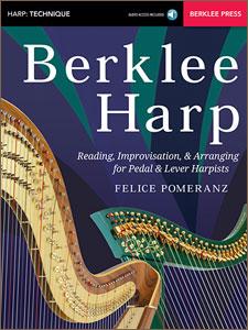 Berklee Harp by Felice Pomeranz <span class='blue'>Book</span>