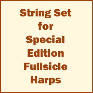 Complete Set of Strings for Special Edition Fullsicles