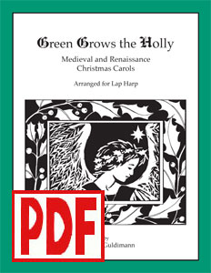 Green Grows the Holly by Suzanne Guldimann <span class='red'>PDF Download</span>