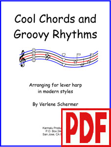 Cool Chords and Groovy Rhythms by Verlene Schermer <span class='red'>PDF Download</span>