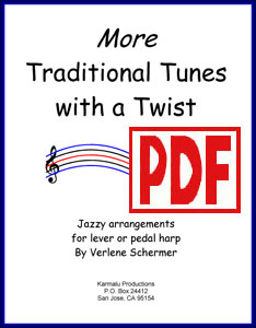 More Traditional Tunes with a Twist by Verlene Schermer PDF Download