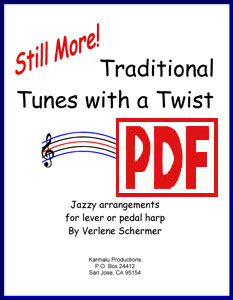 Still More! Traditional Tunes with a Twist by Verlene Schermer <span class='red'>PDF Download</span>