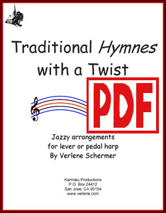 Traditional Hymnes with a Twist by Verlene Schermer <span class='red'>PDF Download</span>