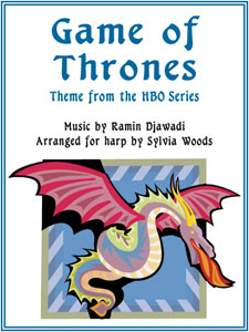 Game of Thrones Theme sheet music arranged by Sylvia Woods