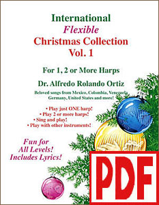 International Flexible Christmas Collection #1 by Alfredo Rolando Ortiz <span class='red'>PDF Download</span>