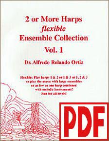 Flexible Ensemble Collection #1 by Alfredo Rolando Ortiz <span class='red'>PDF Download</span>