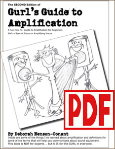 Gurl's Guide to Amplification by Deborah Henson-Conant <span class='red'>PDF Download</span>