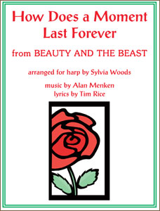 How Does a Moment Last Forever from Beauty and the Beast sheet music arranged by Sylvia Woods