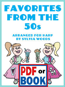 Favorites from the 50s arranged by Sylvia Woods