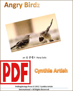 Angry Birdz by Cynthia Artish <span class='red'>PDF Download</span>