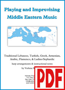 Playing and Improvising Middle Eastern Music by Verlene Schermer <span class='red'>PDF Download</span>