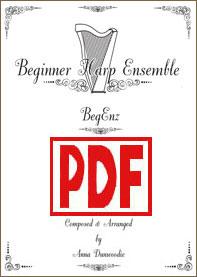 BegEnz Beginner Ensemble SERIES by Anna Dunwoodie PDF Downloads