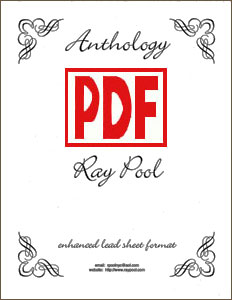 Anthology Fake Book: 50 Themes and Melodies for Every Harpist by Ray Pool <span class='red'>PDF Download</span>