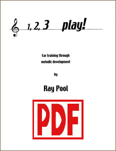 1, 2, 3 -- Play! by Ray Pool <span class='red'>PDF Download</span>