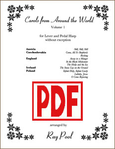 Carols from Around the World Vol. 1 by Ray Pool <span class='red'>PDF Download</span>