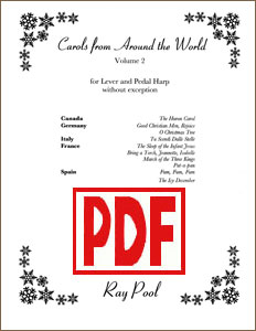 Carols from Around the World Vol. 2 by Ray Pool <span class='red'>PDF Download</span>