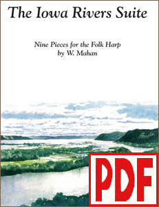 The Iowa Rivers Suite by William Mahan PDF Download