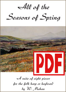 All of the Seasons of Spring by William Mahan <span class='red'>PDF Download</span>
