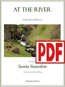 At the River: 4 Sacred Pieces by Sunita Staneslow <span class='red'>PDF Download</span>