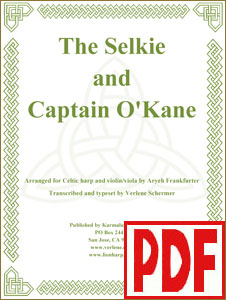 The Selkie and Captain O'Kane by Aryeh Frankfurter PDF Download