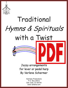 Traditional Hymns & Spirituals with a Twist by Verlene Schermer PDF Download