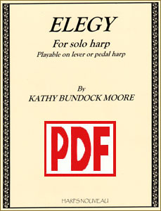 Elegy by Kathy Bundock Moore <span class='red'>PDF Download</span>