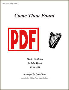 Come Thou Fount by Pam Ohms PDF Download