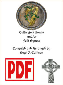 Celtic Folk Songs and/or Folk Hymns by Hugh Callison <span class='red'>PDF Download</span>