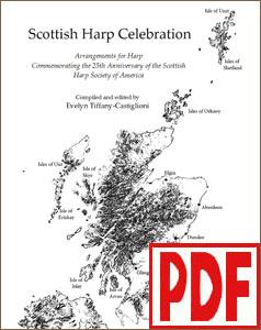 Scottish Harp Celebration by Evelyn Tiffany-Castiglioni <span class='red'>PDF Download</span>