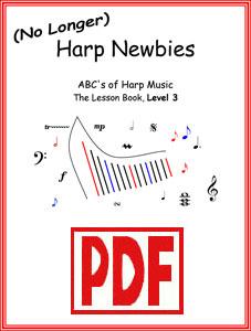 (No Longer) Harp Newbies Level 3 series by Verlene Schermer PDF Downloads