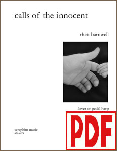 Calls of the Innocent by Rhett Barnwell <span class='red'>PDF Download</span>