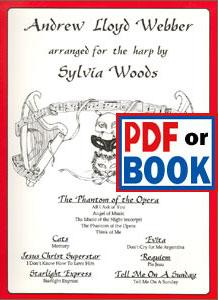 Andrew Lloyd Webber arranged by Sylvia Woods