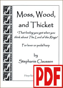 Moss, Wood, and Thicket by Stephanie Claussen <span class='red'>PDF Download</span>