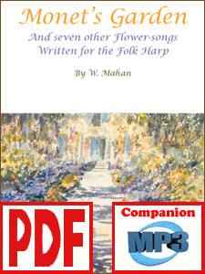 Monet's Garden by William Mahan Downloads