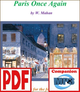 Paris Once Again by William Mahan Downloads