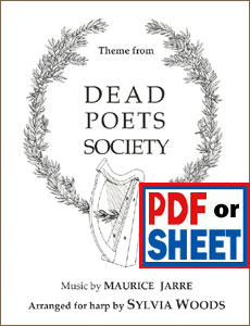 Dead Poets Society theme arranged by Sylvia Woods