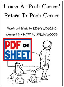 House at Pooh Corner / Return to Pooh Corner arranged by Sylvia Woods