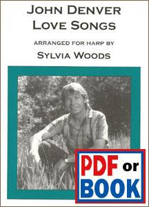 John Denver Love Songs arranged by Sylvia Woods