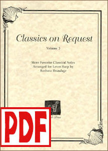 Classics on Request #3 by Barbara Brundage <span class='red'>PDF Downloads</span>