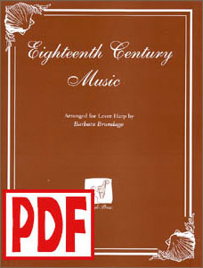 18th Century Music by Barbara Brundage <span class='red'>PDF Downloads</span>