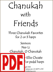 Chanukah with Friends by Ellie Choate PDF Downloads