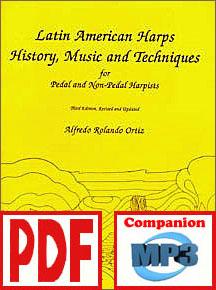 Latin American Harps: History, Music and Terchniques by Alfredo Rolando Ortiz Downloads