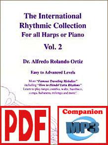 International Rhythmic Collection #2 by Alfredo Rolando Ortiz Downloads