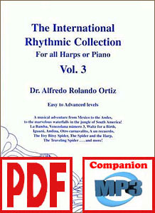 International Rhythmic Collection #3 by Alfredo Rolando Ortiz <span class='red'>Downloads</span>