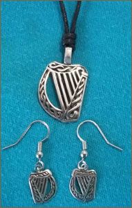 Celtic Legends Pewter Jewelry